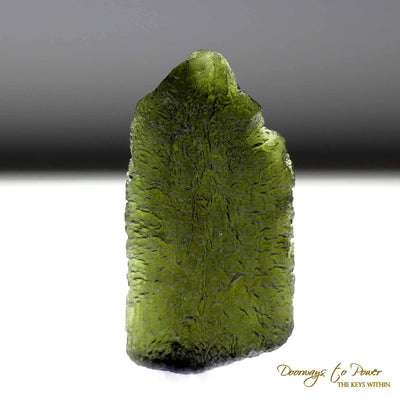 Authentic Moldavite Crystals