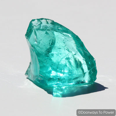 Cyan Angeles Andara Crystal