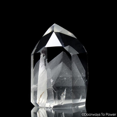 John of God Quartz Phantom Crystal