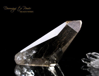 Golden Lemurian Crystal 'Light Language' 9D Incredible Ancient Technology