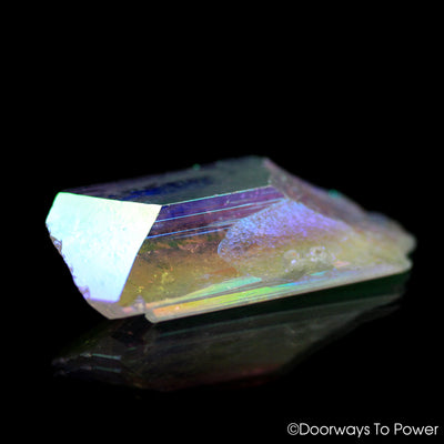 Angel Aura Danburite Crystal Synergy 12 Stones