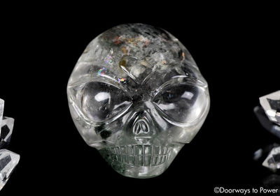 Shaman Dream Quartz Galactic Star Guardian Crystal Skull