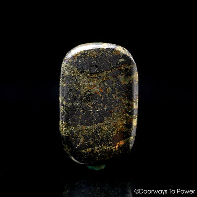 Healers Gold Crystal Pyrite & Magnetite 'Attracts Power'