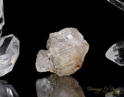 Phenacite African Elestial Crystal 'Light Codes'