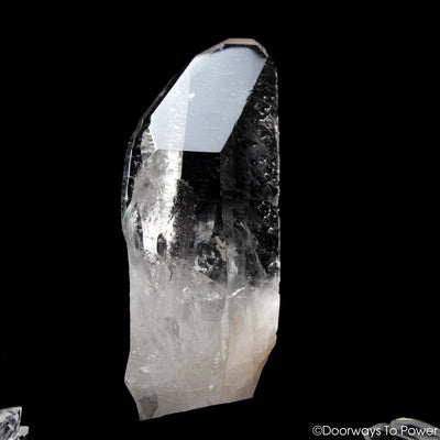 Lemurian Quartz Record Keeper Crystal 'Walking the Earth' ERA of LIGHT