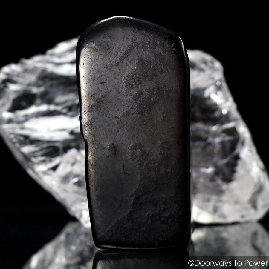 Shungite Crystal Protection Stone 'Mystical'