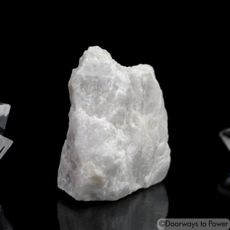 Natrolite Crystal A++ Synergy 12 & Ascension 7 Stone