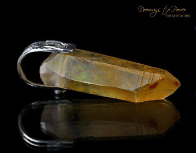Lemurian Light Language Pendant