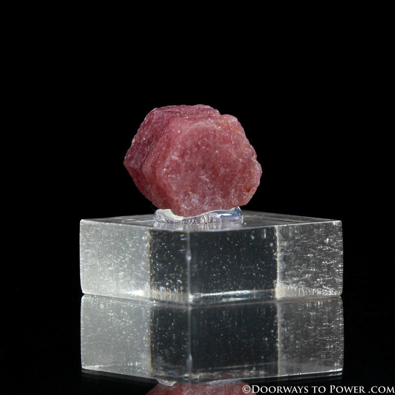 Ruby Corundum Crystal Specimen A +++ Collector Quality