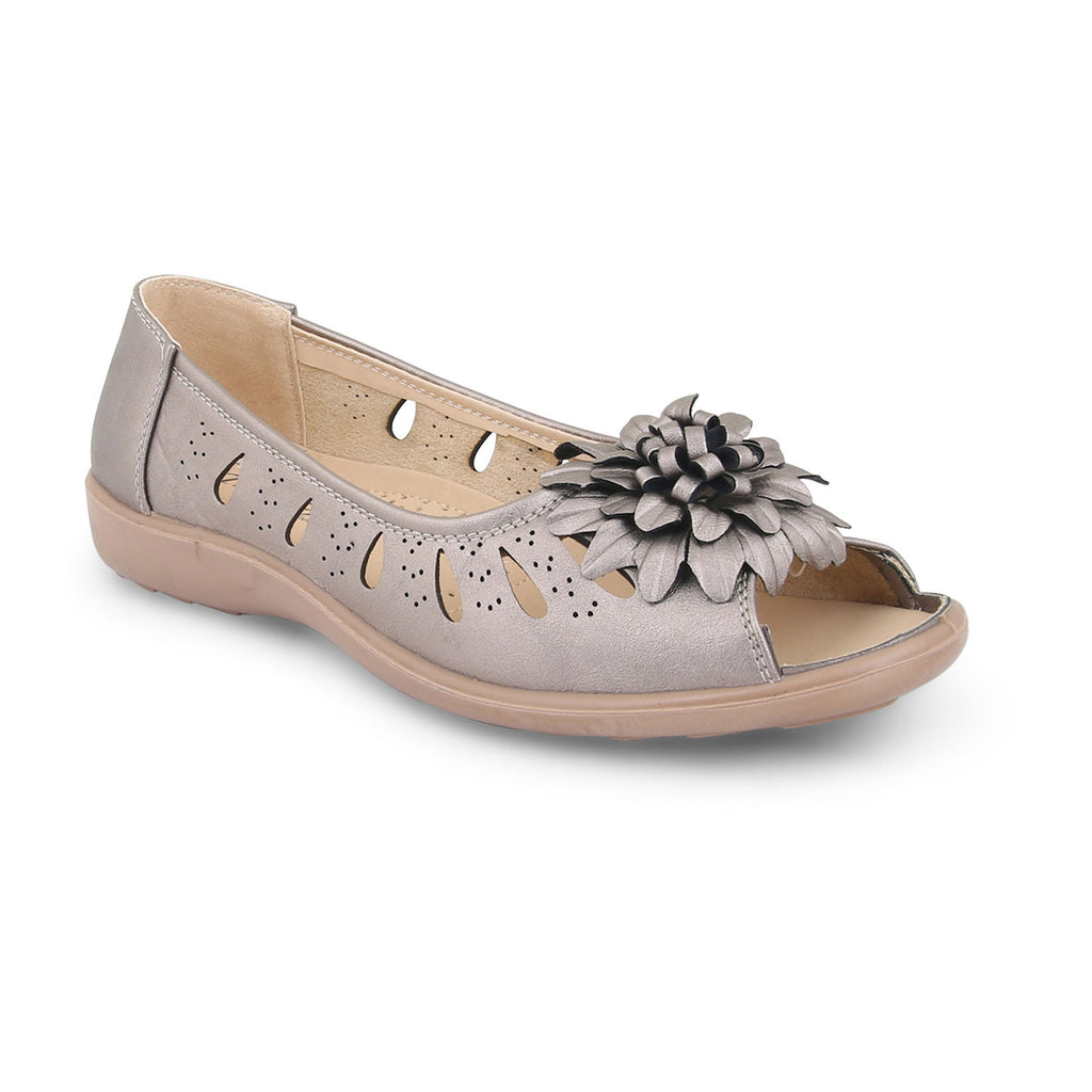 Wide fit sandals shoes uk - Perfect Me Ladies Wide Fit Flat Low Wedge Heel Peep Toe Comfort Slip On Sandals Shoes