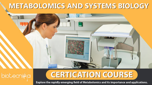 Metabolomics & Systems Biology Certification Course