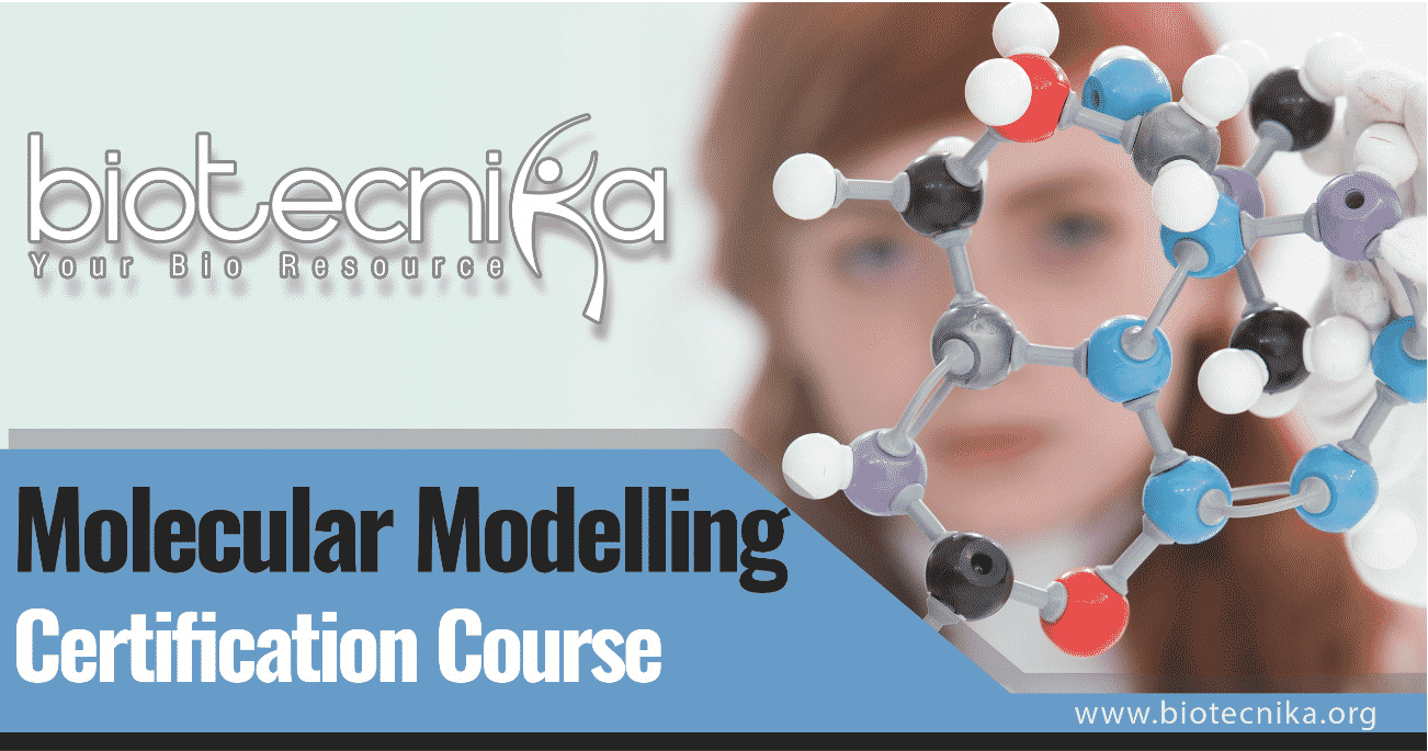 Molecular Modelling Online Certification Course