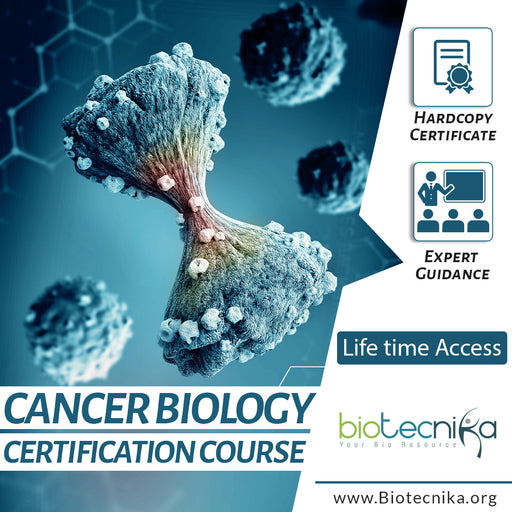 Cancer Biology Certification Course