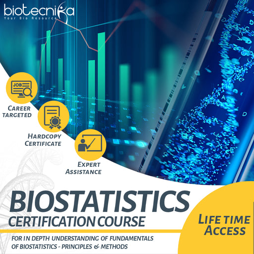 Biostatistics Online Certification Course