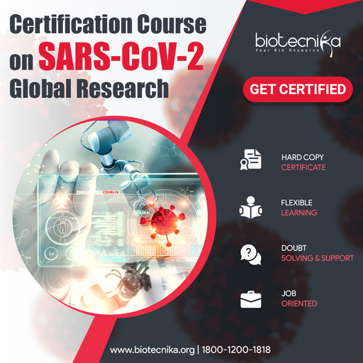 SARS-CoV-2 Global Research Certification Course