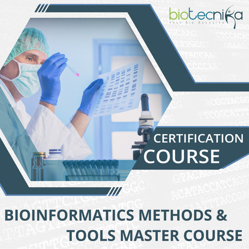 Bioinformatics Methods & Tools Master Course