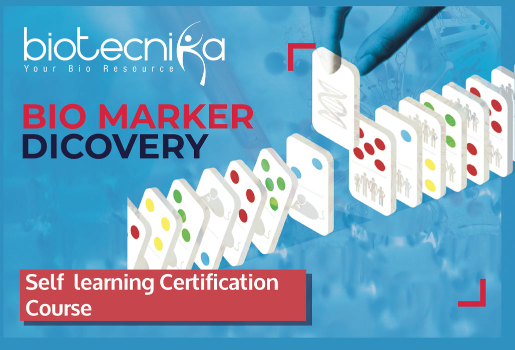 Biomarker Discovery Certification Course