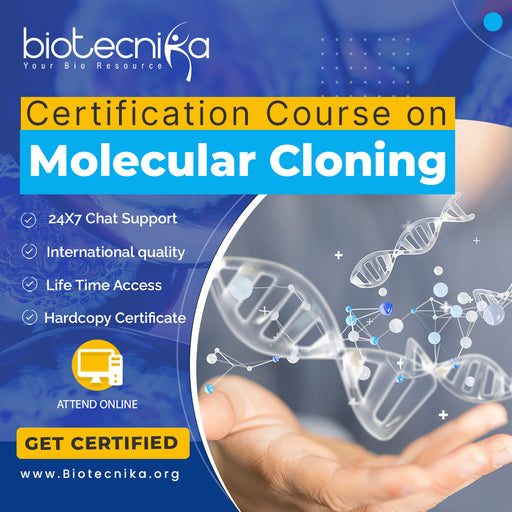 Molecular Cloning Certification Course