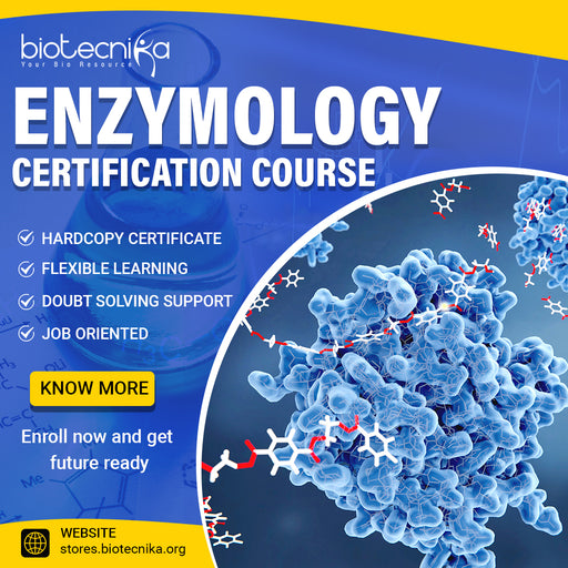 Enzymology Certification Course