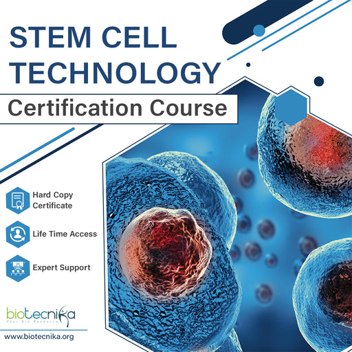 Stem Cell Technology Certification Course