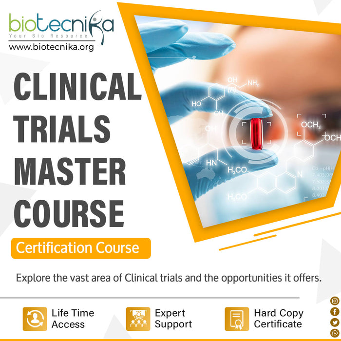 Clinical Trials Master Certification Course
