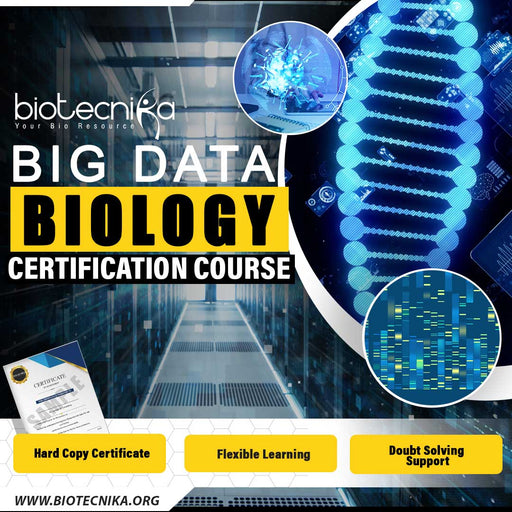 Big Data Biology Certification Course