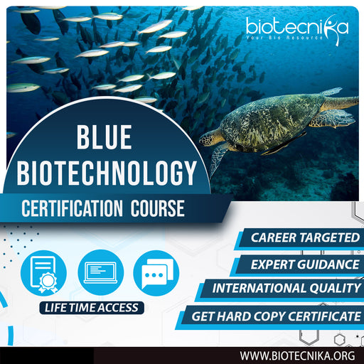 Blue Biotechnology Certification Course