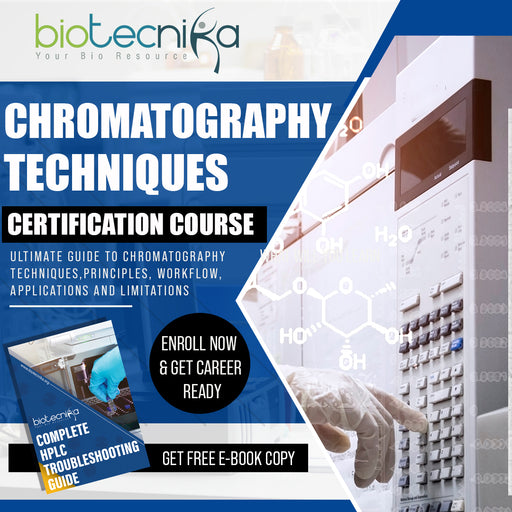 Chromatography Techniques Certification Course