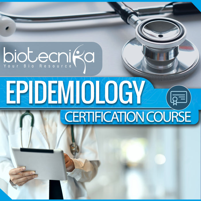 Epidemiology Certification Course