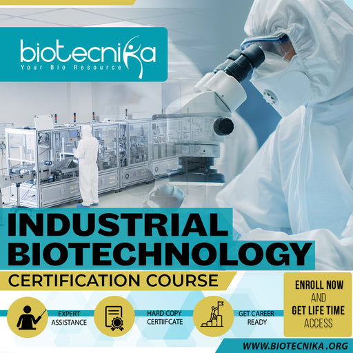Industrial Biotechnology Certification Course