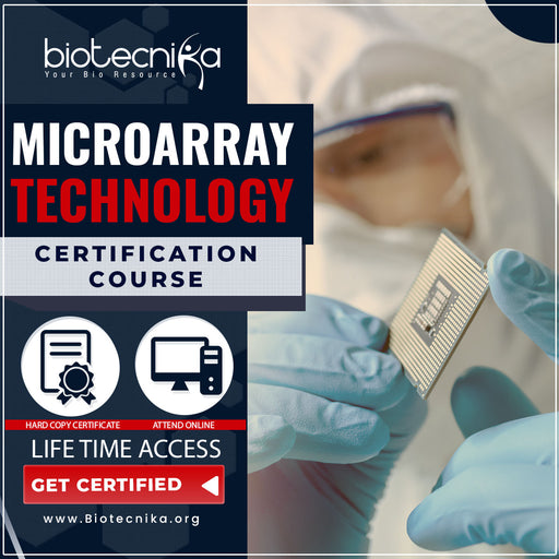 Microarray Technology Certification Course