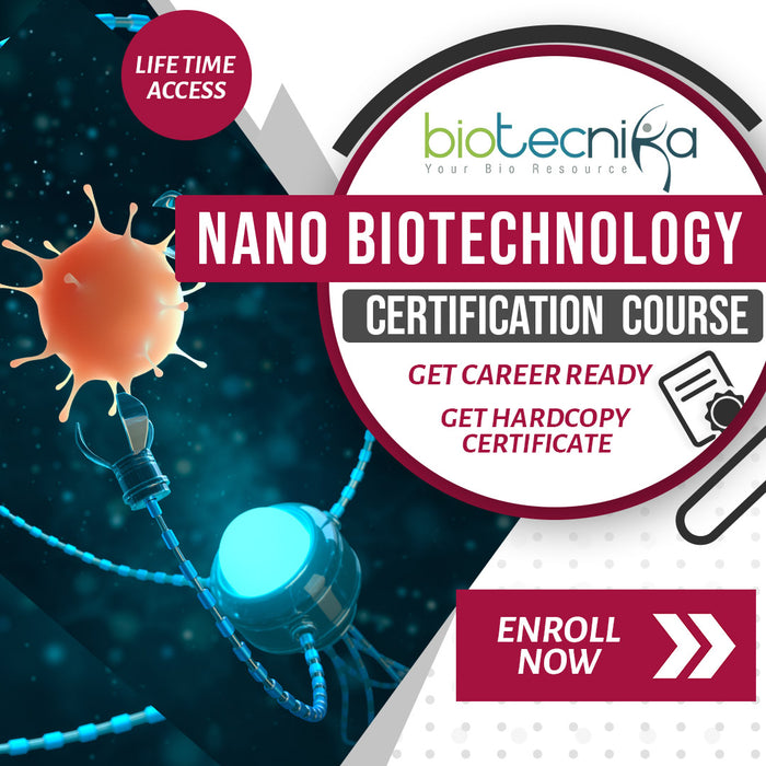Nanobiotechnology Certification Course