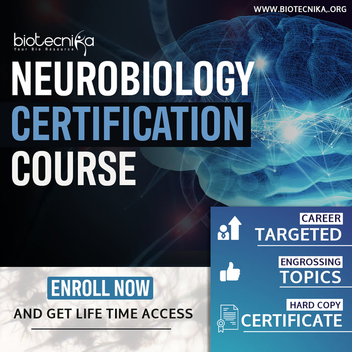 Neurobiology Certification Course
