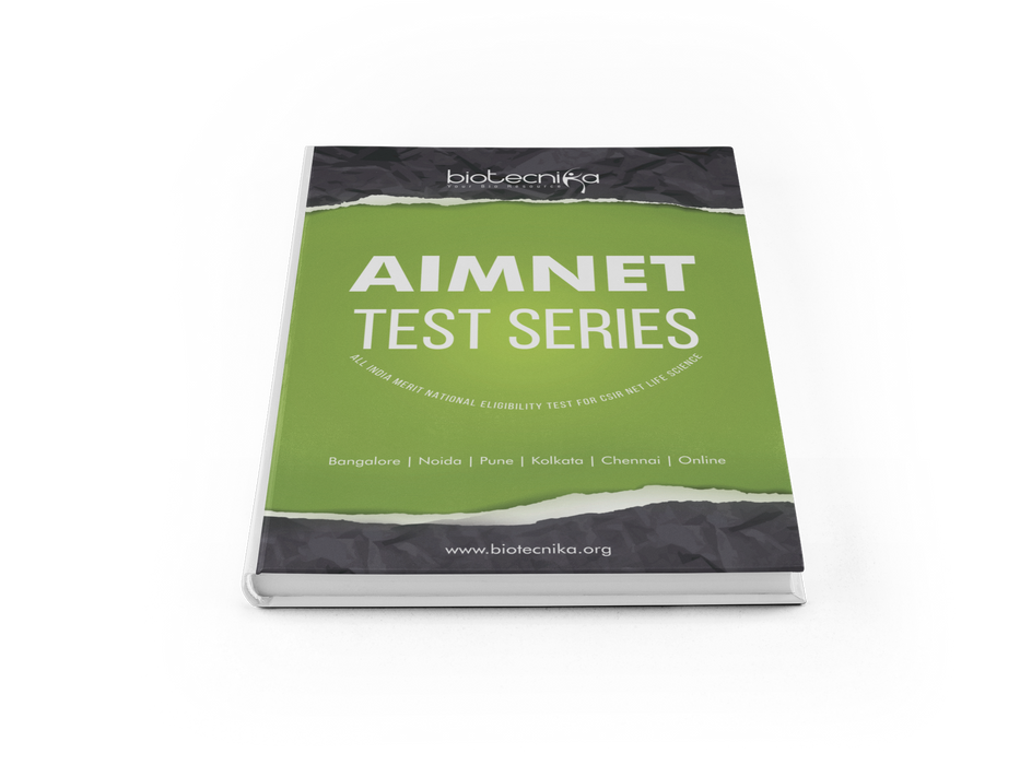 AIMNET 2019 CSIR NET Test Series + Book + Now with Actual NTA Format