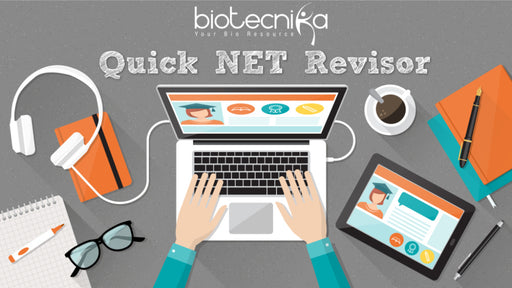 CSIR NET Quick NET Revisor 2020 (QNR 2020)