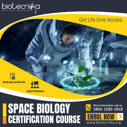 Space Biology Certification Course