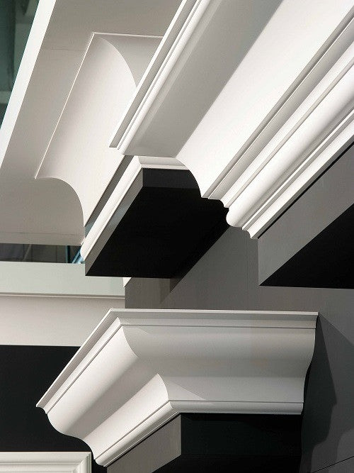 Profiles & Mouldings - Cornices