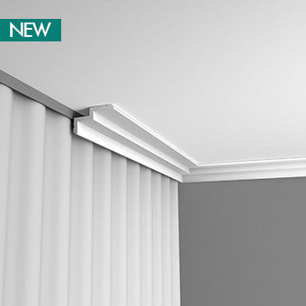 Imperial_Curtain Profiles_Cornice_C391