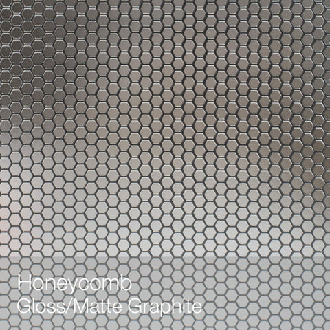 Metallic - Honeycomb