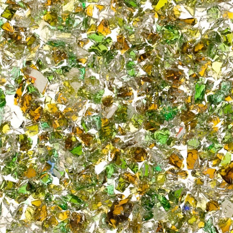 Recycled Glass - Mixed Bottles