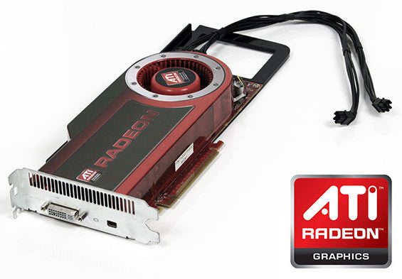 ATI Radeon HD 4870 512MB Mac Pro Graphics Card