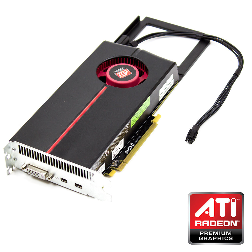 AMD Radeon 5770 Mac Pro Graphics Card
