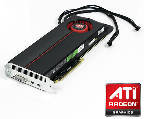ATI Radeon 5870 Mac Pro Graphics Card