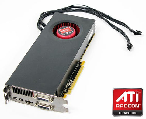 Flashed AMD Radeon 6870 Mac Pro Graphics Card