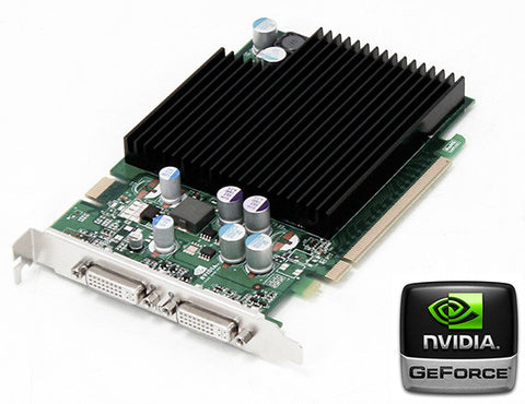 nVidia 7300GT Mac Pro Graphics Card