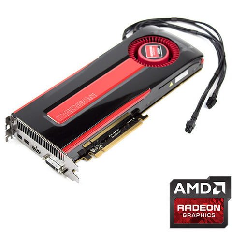 Flashed AMD Radeon 7950 Mac Pro Graphics Card