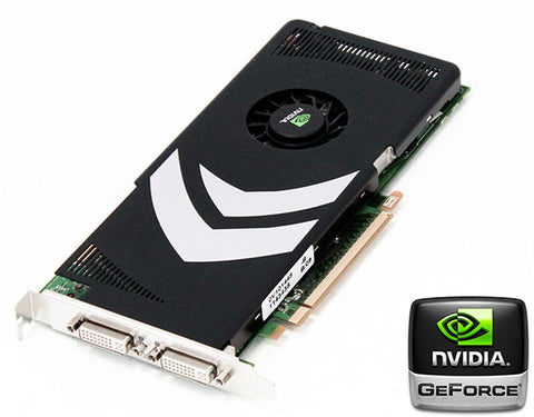 nVidia 8800GT Mac Pro Graphics Card 32 Bit