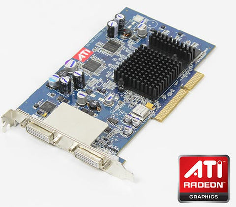 ATI Radeon 9600 Pro Mac G5 Graphics Card