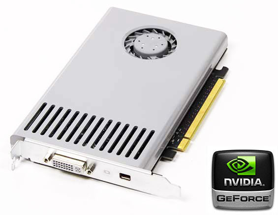 nVidia GT120 Mac Pro Graphics Card