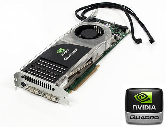 nVidia Quadro FX5600 Mac Pro Graphics Card